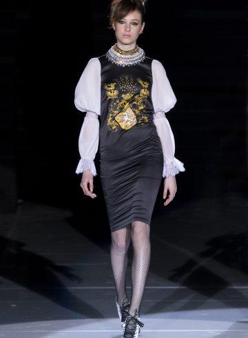 Roccobarocco Fall 2017 Fashion Show