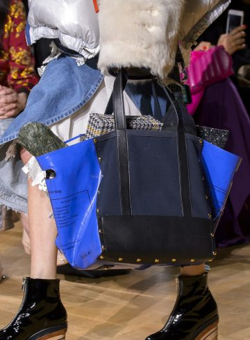 Sacai Fall 2017 Fashion Show Details