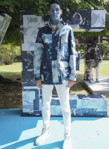 Christopher Raeburn x Save the Duck Spring 2018 Men's Fashion Show