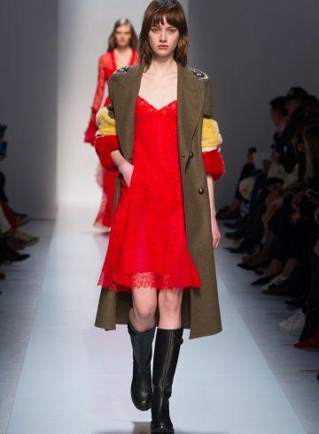 Ermanno Scervino Fall 2017 Fashion Show