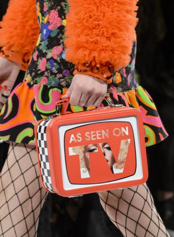 Jeremy Scott Fall 2017 Fashion Show Details