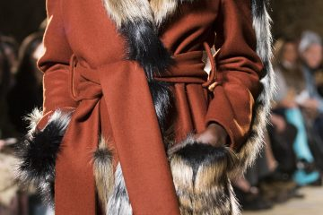 Christian Siriano Fall 2017 Fashion Show Details