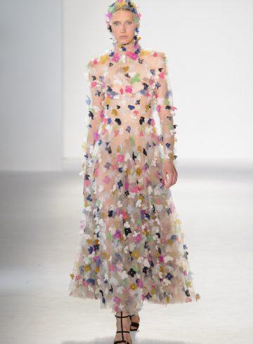 Christian Siriano Spring 2018 Fashion Show