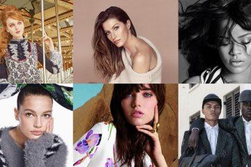 The latest in Spring 2017 Ad Campaign News - Fenty Puma, Tokyo James, Arezzo, Max Mara, Etro, Anna Sui