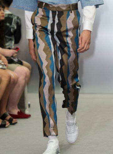 Sean Suen Spring 2018 Men's Fashion Show Details