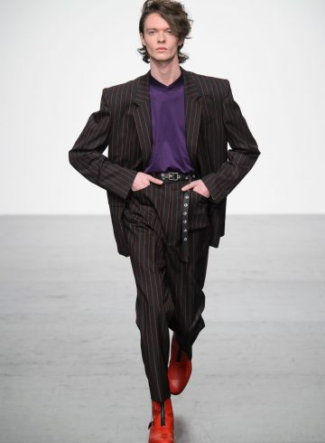 John Lawrence Sullivan Spring 2018 Men's Fashion Show