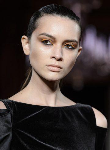 Talbot Runoff Fall 2017 Fashion Show Beauty