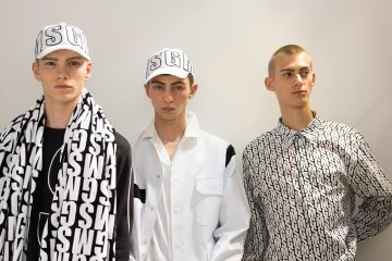 The Impression's Pick for Key Fashion Trends, Logo Spring 2018 Menswear