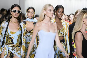 The Impression's Top 10 Models of Milan Fashion Week Spring 2018