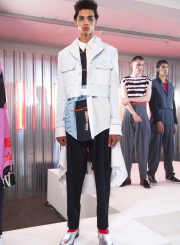 Topman Design Spring 2018 Men's