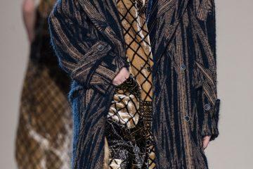 Uma Wang Fall 2017 Fashion Show Details