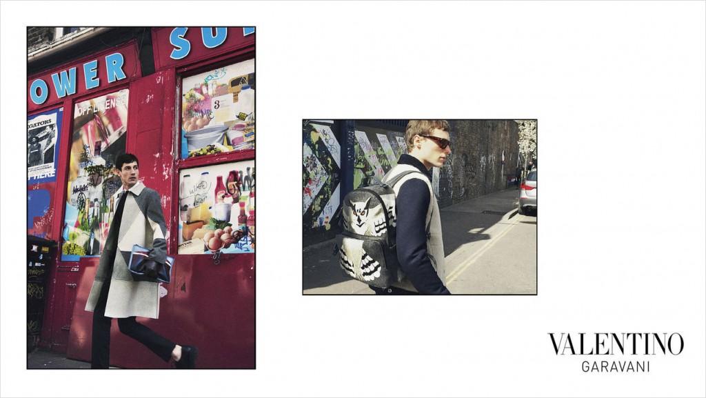 Valentino Men's Fall 2015 Ad Campaign photo