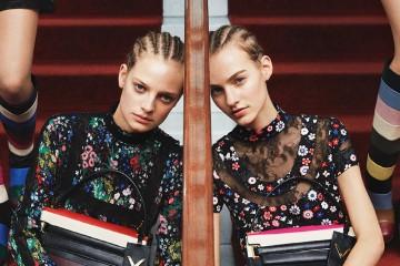 Valentino Pre-Fall 2015 ad campaign photo