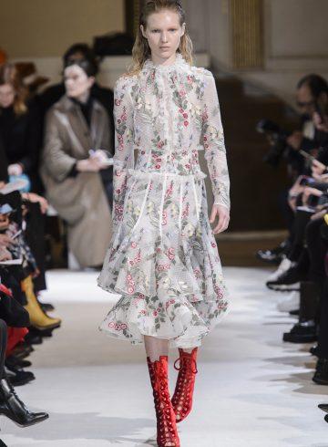 Giambattista Valli Fall 2017 Fashion Show
