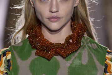 Dries Van Noten Fall 2017 Fashion Show Beauty