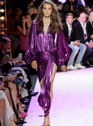 Alexandre Vauthier Fall 2017 Couture Fashion Show