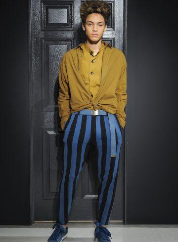 Gustav Von Aschenbach by Robert Geller Spring 2018 Men's Fashion Show