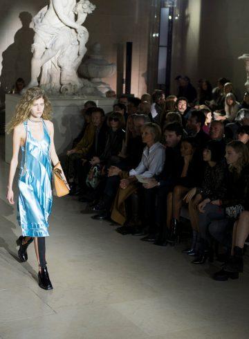 Key Fashion Trends Fall 2017, Satin Seduction