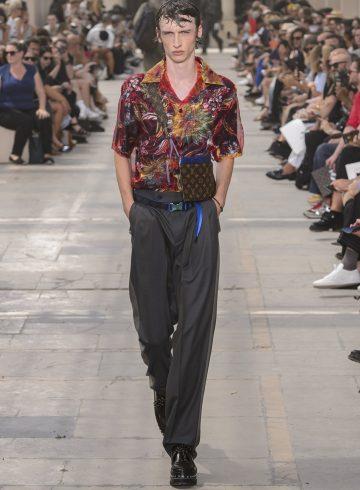 Louis Vuitton Spring 2018 Men's Fashion Show