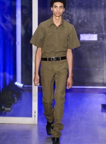 Wales Bonner Spring 2018 Men's Fashion Show