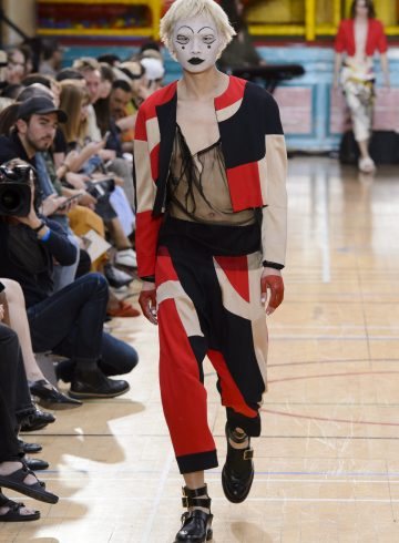 Vivienne Westwood Spring 2018 Men's Fashion Show