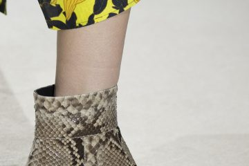 Christian Wijnants Fall 2017 Fashion Show Details