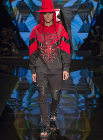 Wolf Totem Spring 2018 Men's Fashion Show