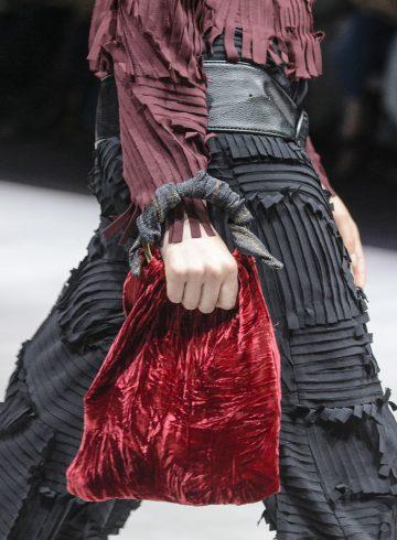 Xu Zhi Fall 2017 Fashion Show Details