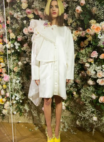 Xuan Spring 2017 Couture Fashion Show