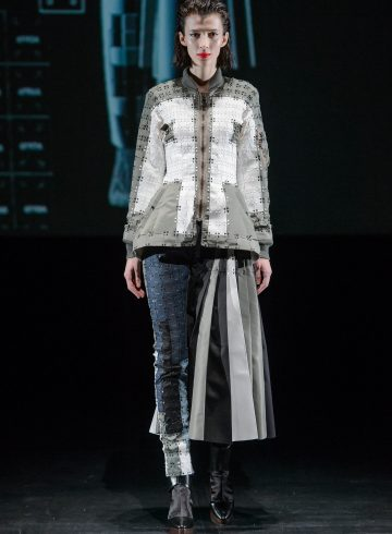 Yuima Nakazato Fall 2017 Couture Fashion Show