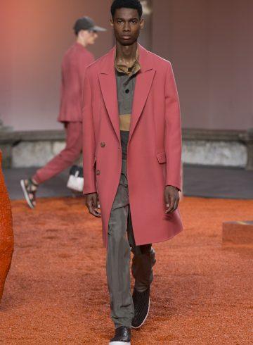 Ermenegildo Zegna Spring 2018 Men's Fashion Show